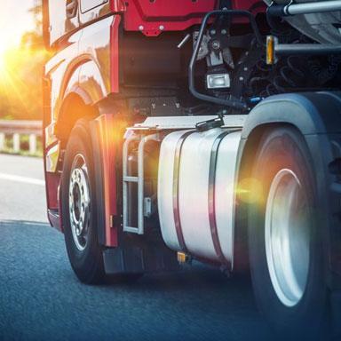 Foto Logistik - europaweite Lieferung
